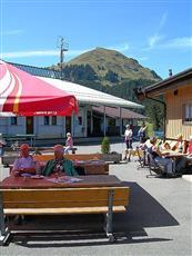 Skiwelt Hütte