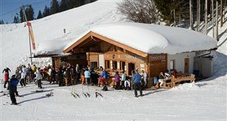 Schneebar Tenner Stadl