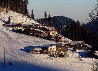 Alpengasthof Salvenmoos