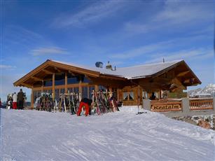 Skihütte Keatalm