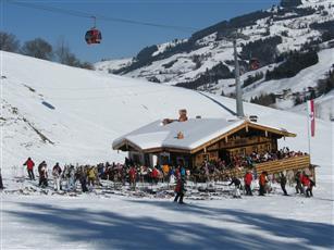 Skihütte Ki-West