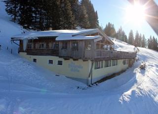Stoagrubn Hütte