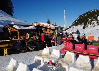 Almbar & Lounge Skiwiege